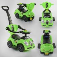 Детская каталка-толокар JOY 09-405 G Зеленый
